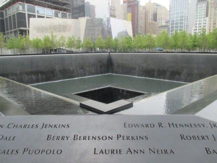 Memorial 11 septembre New-York
