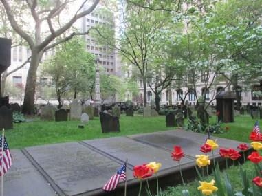 Quartier de Wall Street