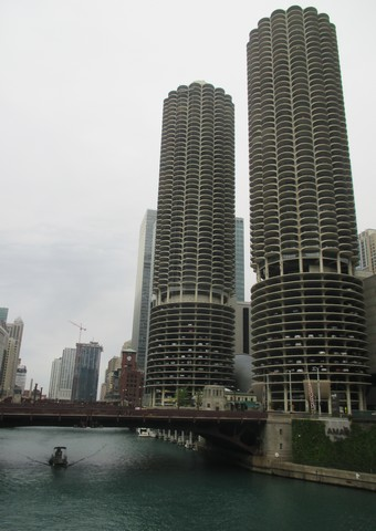 Tours jumelles Marina City