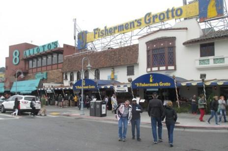 Restaurant Fisherman Wharf