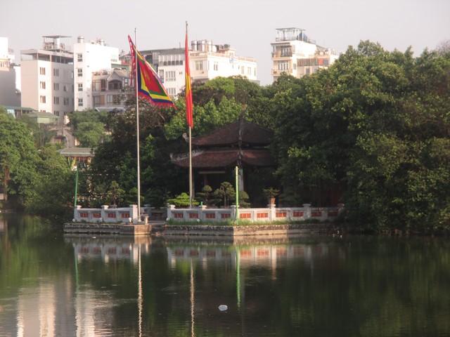le lac Hoan Kiêm