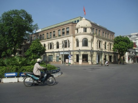 Bourse de Hanoi