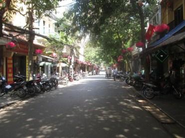 Rue du vieux quartier