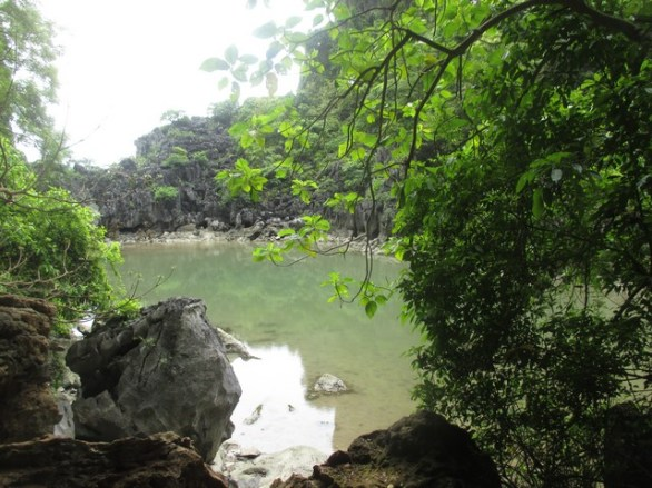 grotte Halong Bay
