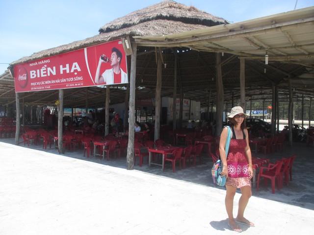 plage Thuan An , Huê