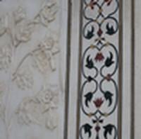 Motifs du Taj Mahal