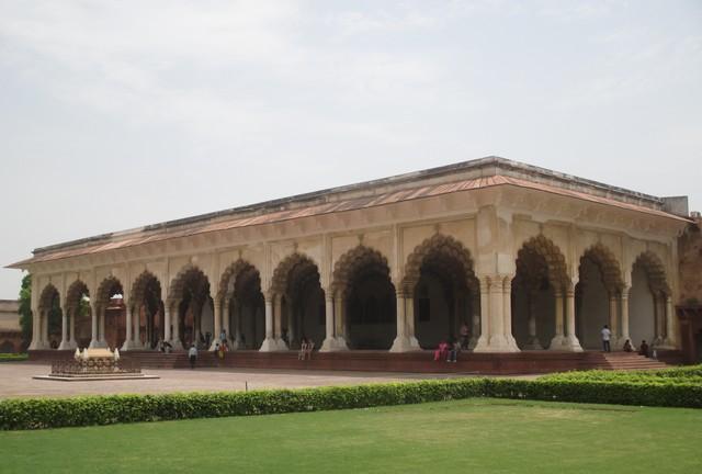 Arcades Fort Agra