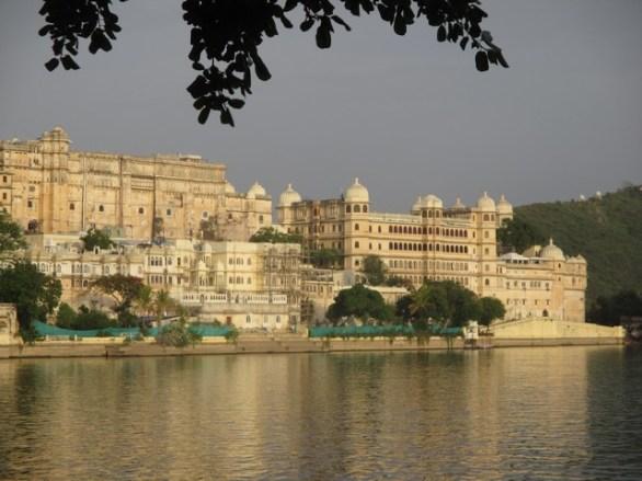 vue sur le City Palace