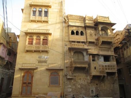 maison forteresse Jaisalmer