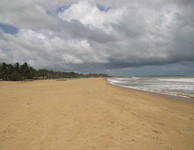 Plage Negombo