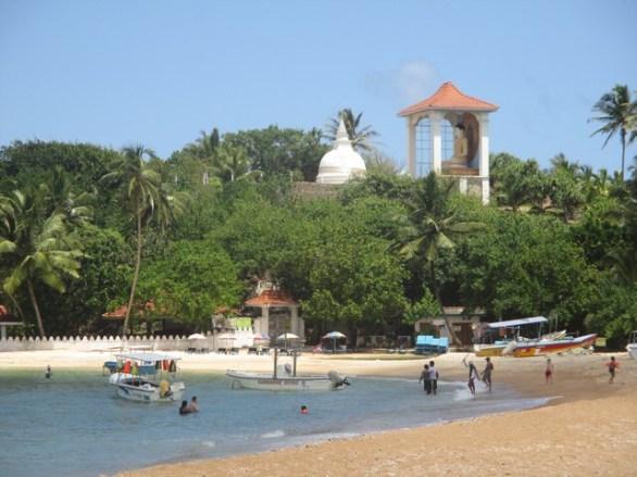 plage de Unawatuna