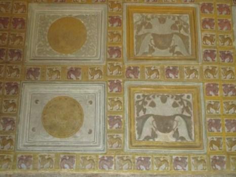 peintures Temple de la dent
