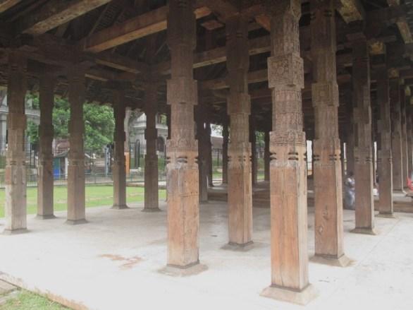 salle d'audience Temple de la dent