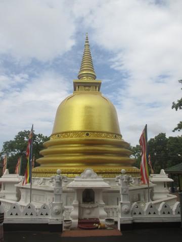 Temple d'Or Dambulla