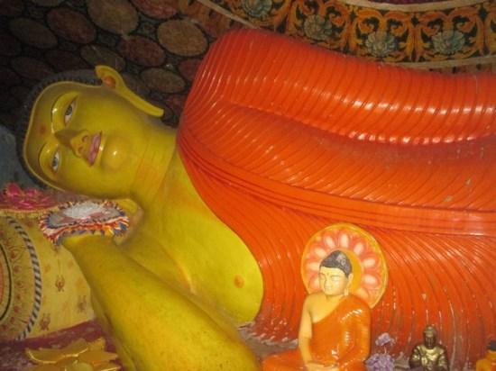 Bouddha temple de Pidurangala
