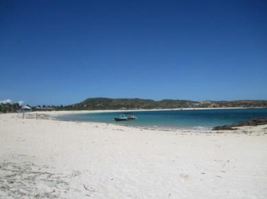 plage A'an Lombok