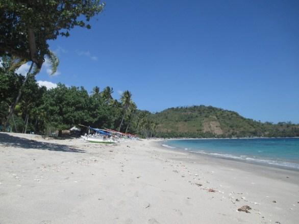 plage Nord Senggigi
