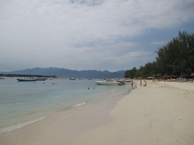 plage Gili Trawangan