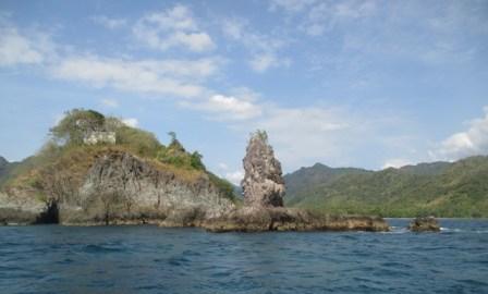 côte ouest Lombok