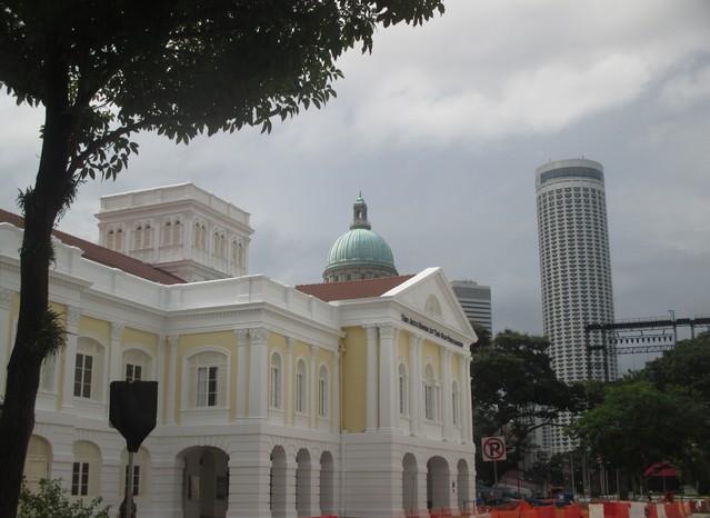arts House Singapour