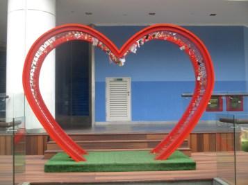 cadenas de l'amour Singapour