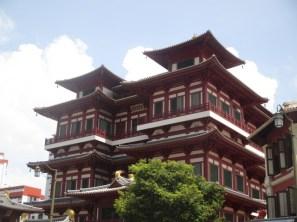 temple boudhiste Singapour