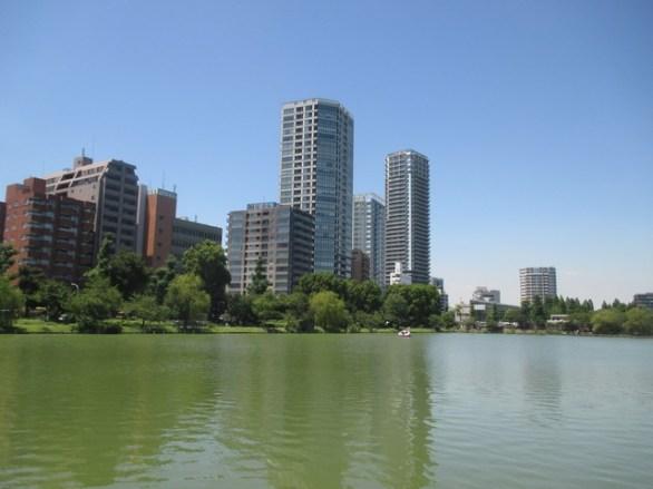 lac Ueno Tokyo