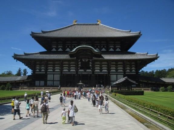 Temple Todai-Ji Nara