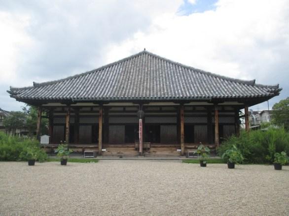 temple Gango-ji temple Gango-ji Nara