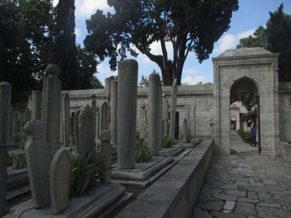 mausolée soliman le magnfique Istanbul