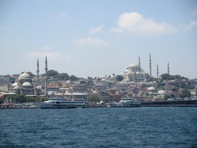 quartier historique Istanbul