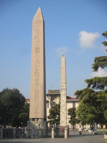 obélisques Istanbul