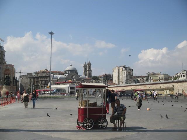 place Taksim Istanbul
