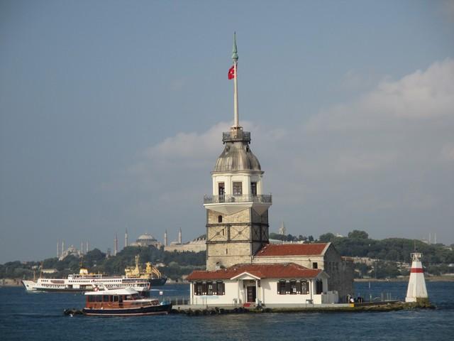 Tour de Léandre Istanbul