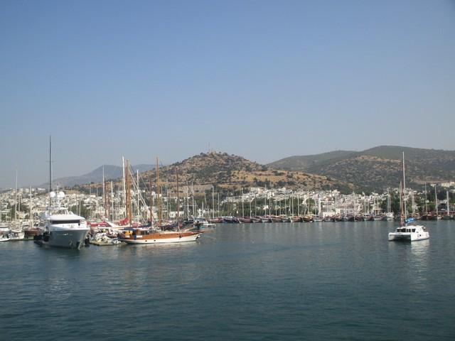 l port de Bodrum