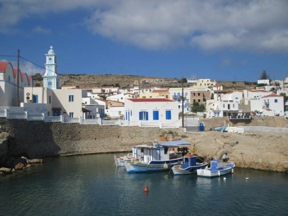 port village de Fry Kassos