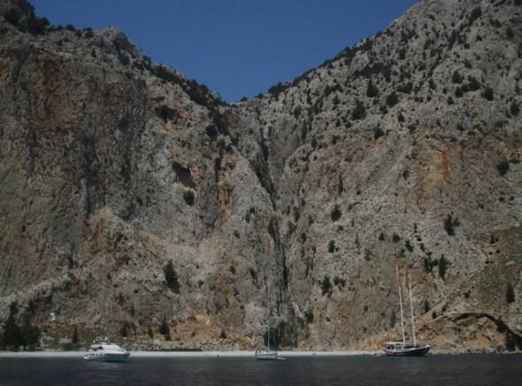 plage de Georgiou Symi