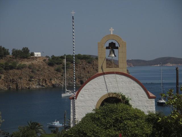 chapelle Patmos