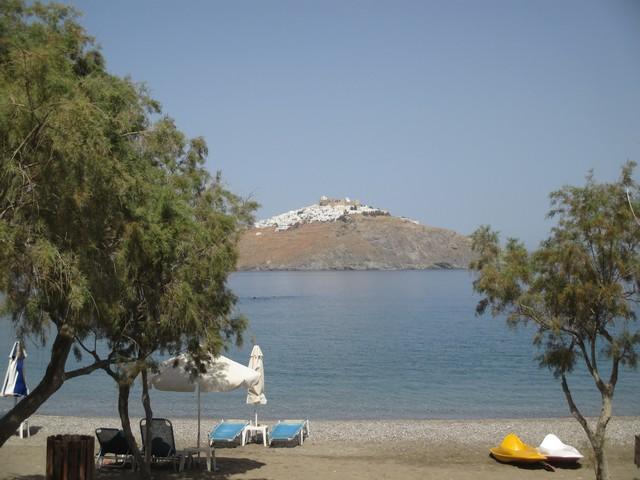 Plage Agios Konstantinos Astypalea