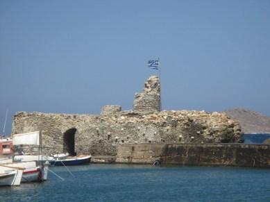 port de Naoussa Paros