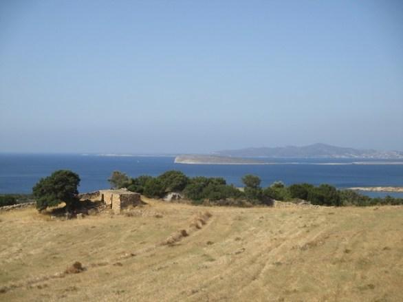 sud de l'île de Paros