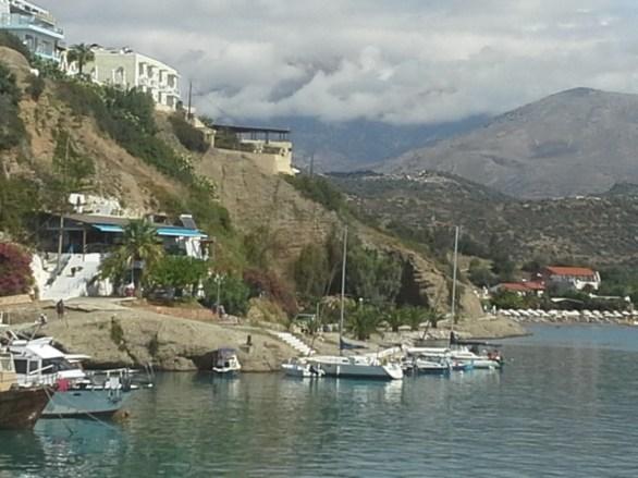 Agia Galini Crète