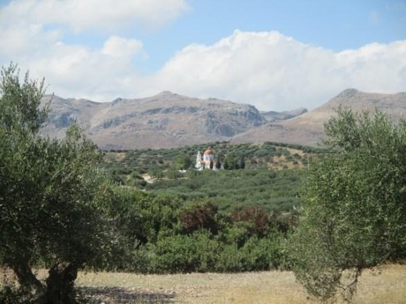 Extrême Est de la Crète