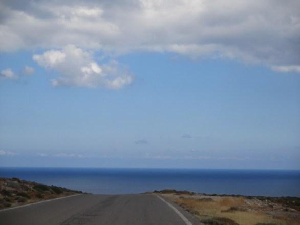 côte près de Zakros Crète