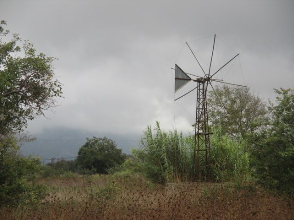 moulin à vent plateau de Lassithi