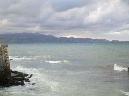bord de mer Heraklion Crète