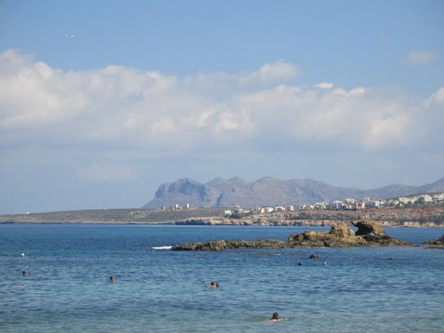 bord de mer Chania Crète