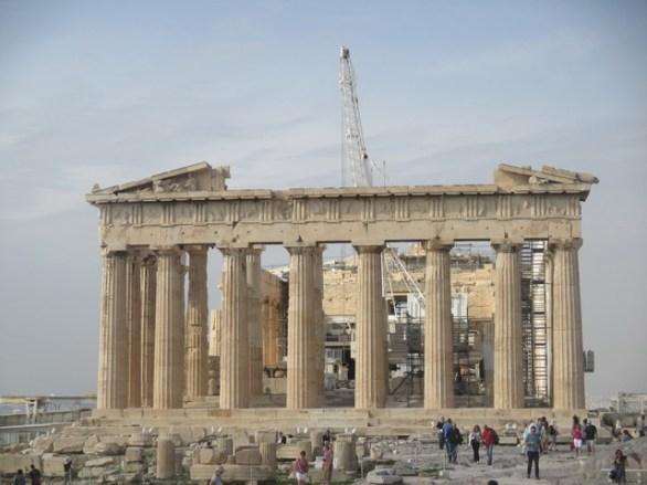 le Parthénon Athènes
