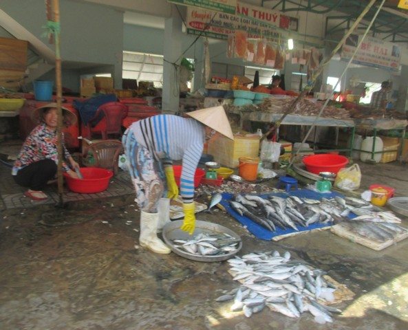 marché aux poissons Duong Dong Phu Quoc