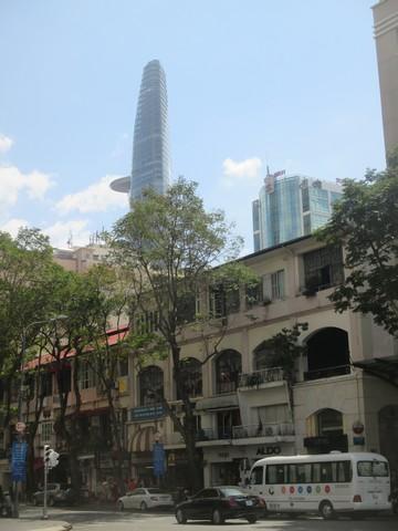 Quartier de l'opéra Saigon